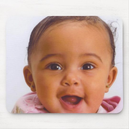 happy baby mouse mat
