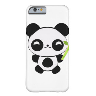 Happy Baby Panda iPhone 6 case Barely There iPhone 6 Case