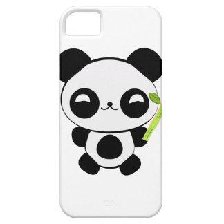 Happy Baby Panda iPhone Case iPhone 5 Cases