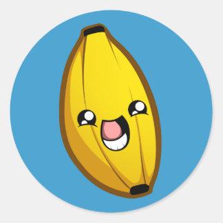 Happy Banana Sticker