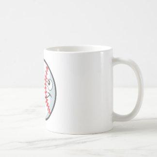 Happy Baseball Sports Ball Coffee Mug