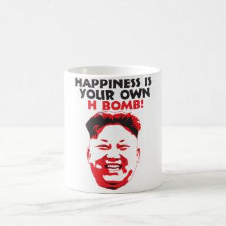 Happy Basic White Mug