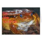 Happy Bday Frog-Lookin Good Card