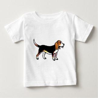 Happy Beagle Baby T-Shirt