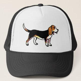 Happy Beagle Trucker Hat
