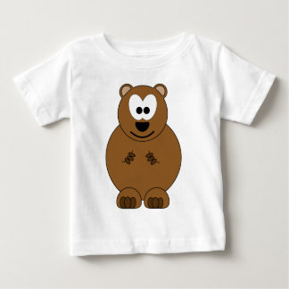 Happy Bear Baby T-Shirt
