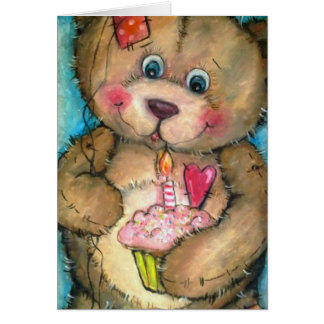 Happy Bear-Day to YOU Greeting Card