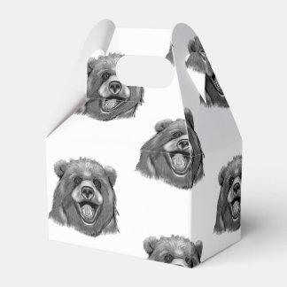 Happy  Bear Favour Box