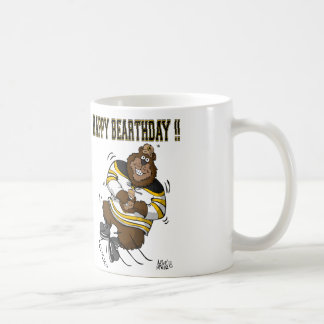 Happy Bearthday Cooffe Mug