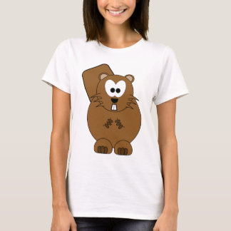 Happy Beaver T-Shirt