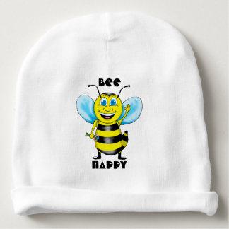 Happy Bee Baby Hat Baby Beanie