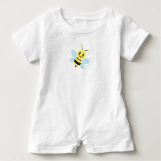 Happy Bee Baby Romper Baby Bodysuit