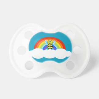 Happy Bee Pacifier