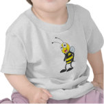 Happy Bee Posing like a Model