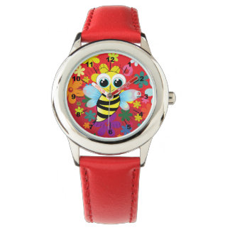 Happy bee watch