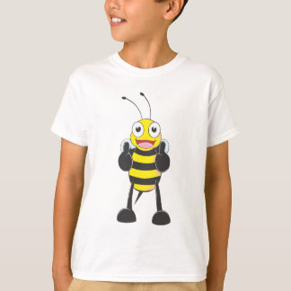 Happy Bee with Gesture of Approval Shirt