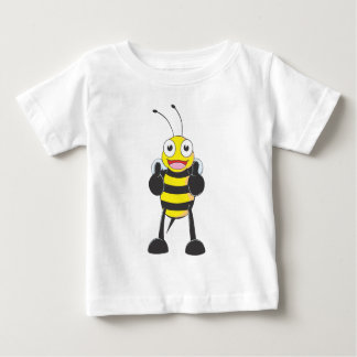 Happy Bee with Gesture of Approval T-shirt