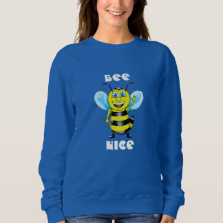 Happy Bee Women's Sweatshirt
