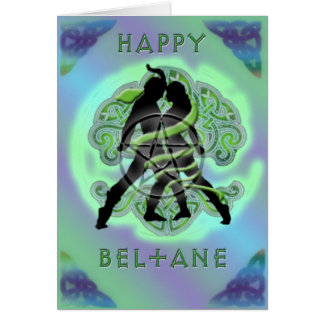Happy Beltane Card