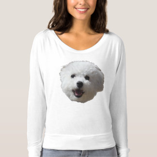 Happy Bichon Long Tee