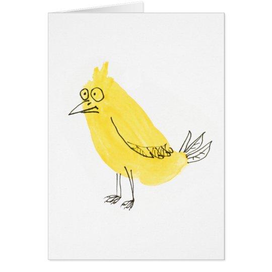 Happy Bird Day! Card