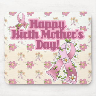 Happy Birth Mothers Day Mouse Pad