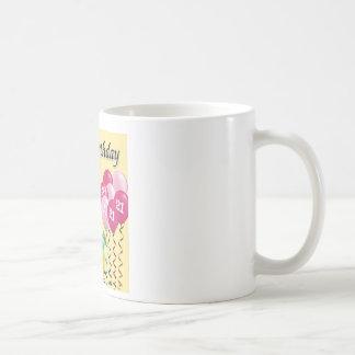 Happy birthday - 21st mugs