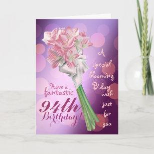94th Birthday Cards