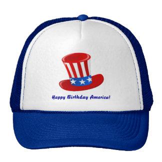 Happy Birthday America! Cap