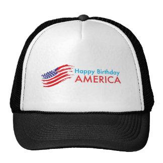 Happy birthday America Cap