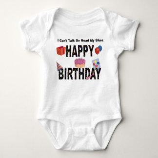 Happy Birthday!!! Baby Bodysuit