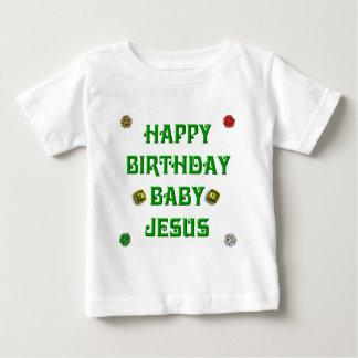 Happy Birthday Baby Jesus #1 Baby T-Shirt