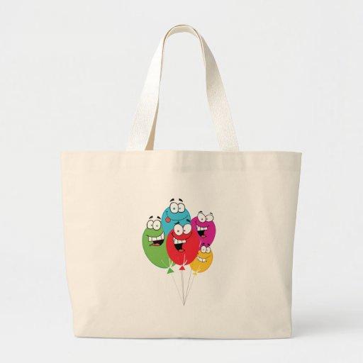 Happy Birthday Balloons Bags