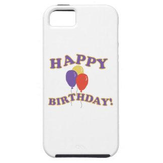 Happy Birthday Balloons iPhone 5 Cover