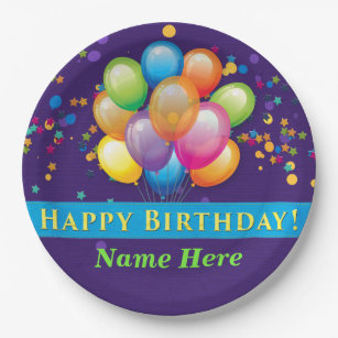 happy birthday balloons with names helom digitalsite co