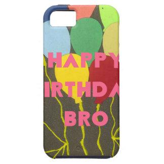 Happy Birthday Bro iPhone 5 Case