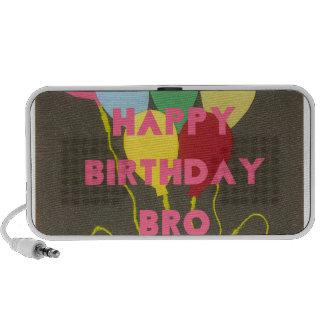 Happy Birthday Bro PC Speakers