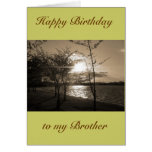 Happy Birthday Brother from Brother/Sister
