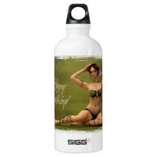 Happy Birthday Bryonia SIGG Traveller 0.6L Water Bottle