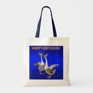 Happy Birthday! Budget Tote Bag