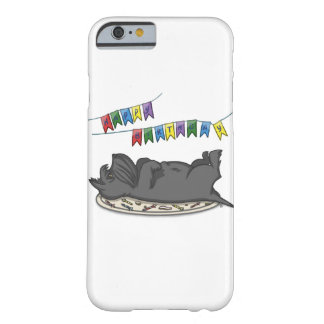 Happy Birthday Cake Barely There iPhone 6 Case