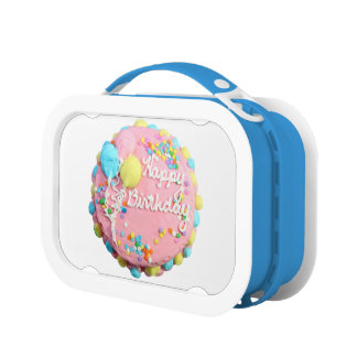 Happy Birthday Cake Lunchbox