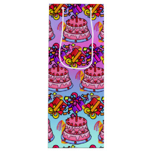 birthday cake presents HAPPY BIRTHDAY Grosgrain RIBBON 1m x 22mm width 7//8/""