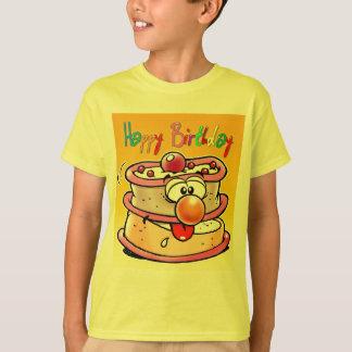 Happy Birthday Cake T-Shirt