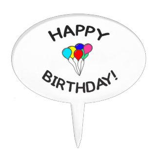 Happy Birthday! Cake Topper