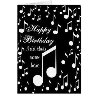 Happy Birthday_Card Stationery Note Card