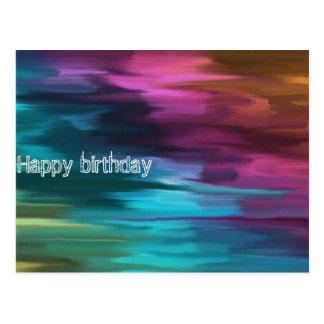 Happy birthday card by Barra 404 001
