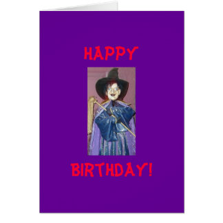 Happy, Birthday! Card- Humorous! Greeting Card