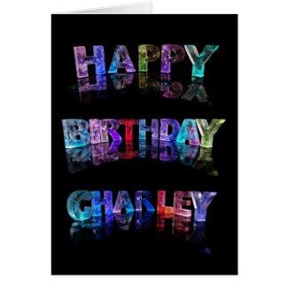 Happy Birthday Charley Card