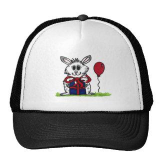 'Happy Birthday!' Chubby Bunny Design Cap